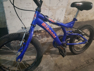 Bicicleta Bianchi Rodado 16