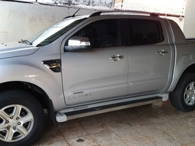 Ford Ranger 3.2 Limited, 4x4 Autom, 9,5km/l, Impecavel