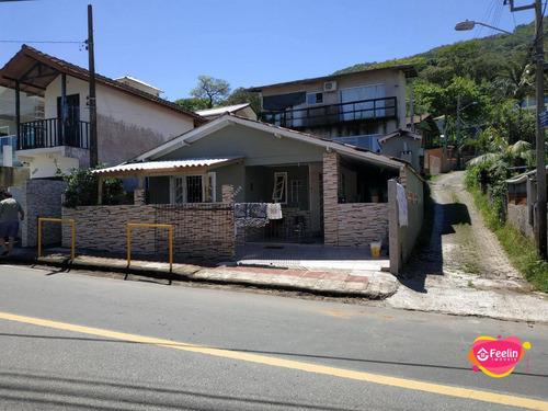 Imagem 1 de 24 de Casa Com 3 Dormitórios À Venda, 128 M² Por R$ 400.000,00 - Ribeirão Da Ilha - Florianópolis/sc - Sc - Ca0127_feelin