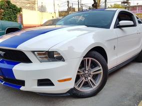 Mustang Estandar Piel Camaleon Flamante