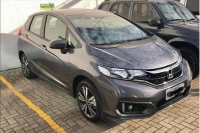 Honda Fit 2018 1.5 Com 18 Mil Km, Único Dono