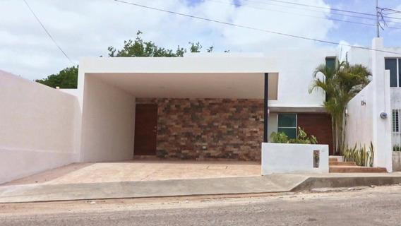 Exclusica Casa Dentro De La Ciudad Una Planta A Estrenar En Mérida