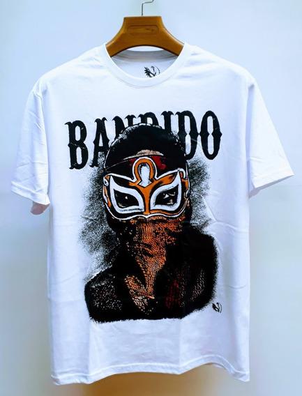 Bandido Luchador Playera