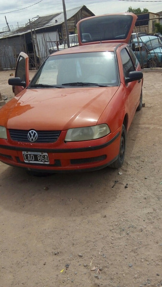 Volkswagen Gol 1.6 Mi Dublin 2002