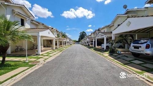 Imagem 1 de 14 de Casa À Venda, 152 M² Por R$ 640.000,00 - Condomínio Residencial Olga Vert - Sorocaba/sp - Ca1836
