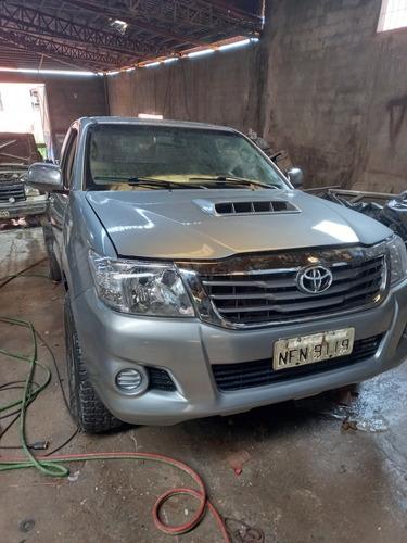 Imagem 1 de 3 de Toyota  Hilux 2010