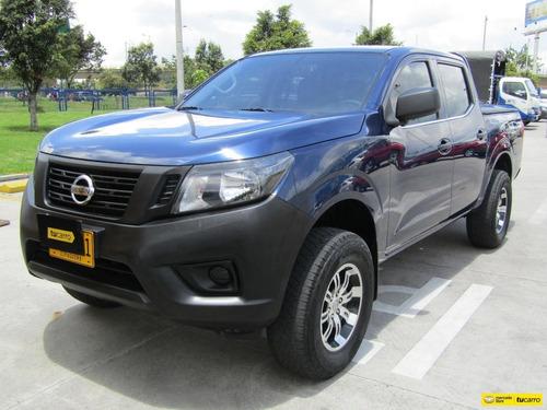Nissan Frontier Np300 Mt 2.5 4x2
