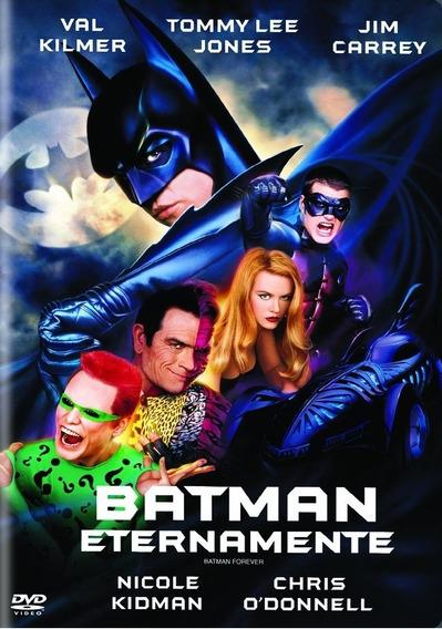 Batman Eternamente Forever 1995 Val Kilmer Pelicula Dvd