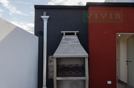 Ph 3 Ambientes En Venta Saavedra A Estrenar Con Parrilla Balcón Y Terraza Propia