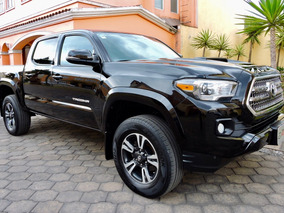 Toyota Tacoma 3.5 Trd Sport At 2017 Factura Original