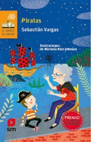 Piratas - Sebastián Vargas - Sm