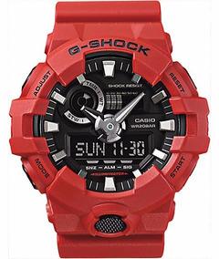 Relógio G Shock Ga700-4adr. 200 Metros. 100% Original.