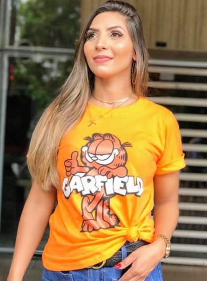 Camisetas Femininas, Star, Pmggg