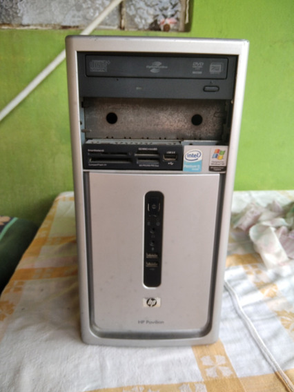 Computador Hp Pentium D820, 1.5gb Ram, 80gb Hd, Windows