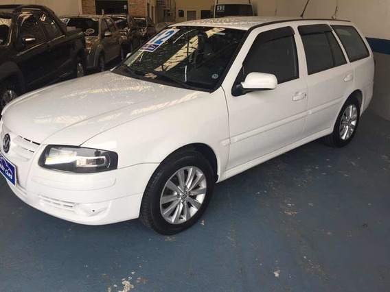 Volkswagen Parati 1.6 Total Flex 5p 2012