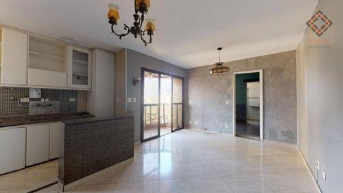 Imagem 1 de 9 de Apartamento Com 1 Dormitório À Venda, 45 M² Por R$ 575.910,00 - Higienópolis - São Paulo/sp - Ap51870