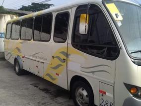 Micro Ônibus Comil Bello De Fretamentos Volks Bus Impecável