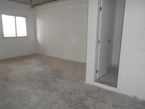 Sala Comercial Para Alugar, 41 M² Por R$ 1.400/mês - Vila Matias - Santos/sp - Sa0029
