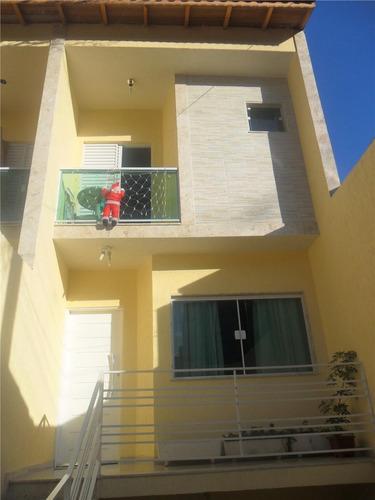 Sobrado Com 3 Dormitórios À Venda, 120 M² Por R$ 610.000,00 - Vila Carrão - São Paulo/sp - So3917
