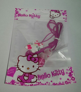 Auriculares De Hello Kitty