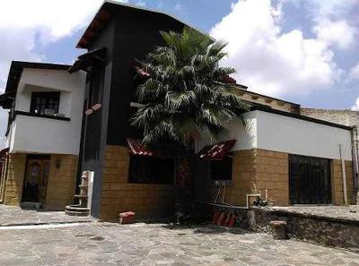 Rr-hermosa Casa De Campo A Pie De Carretera En La Solana