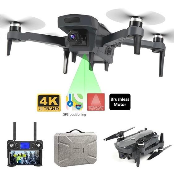 Drone K20 Gps Câmera 4k Motores Brushless