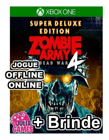 Zombie Army 4 Dead War Super Deluxe Edition Xbox One Digital