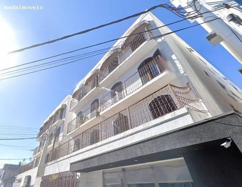 Imagem 1 de 15 de Apartamento Para Venda Em Mogi Das Cruzes, Centro, 2 Dormitórios, 2 Banheiros, 1 Vaga - 3143_2-1196801