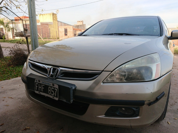Honda Accord 2.4 Ex-l At 2006