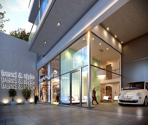 Local Comercial Cordon Ventura Design