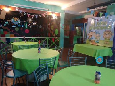 Salón De Fiesta Infantil Eventos Pelotero Cumpleaños