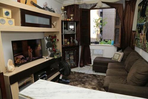 Apartamento Com 4 Dormitórios À Venda, 118 M² Por R$ 800.000,00 - Meireles - Fortaleza/ce - Ap2044