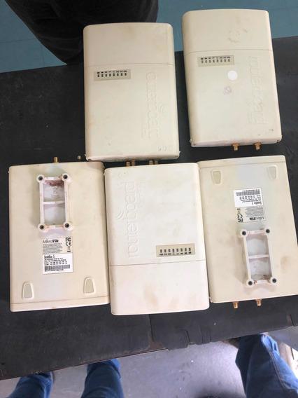 Rádio Mikrotik Basebox 912