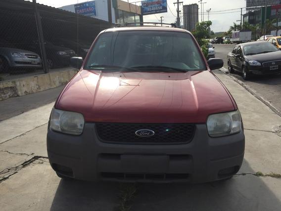 Ford Escape Xls 4x4 2001