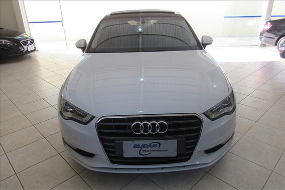 Audi A3 1.8 Tfsi Sedan Ambition 20v 180cv Gasolina 4p Automa