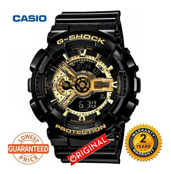 Relógio Casio Ga-110br-5adr G-shoc Brilhante - Refinado