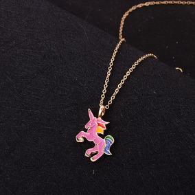 a33362f45adb Unicornios Rosas - Collares y Cadenas en Mercado Libre México