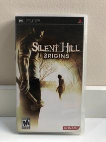 Jogo Silent Hill Origins Para Psp