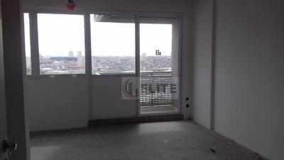 Sala Para Alugar, 34 M² Por R$ 1.100/mês - Vila Homero Thon - Santo André/sp - Sa0341