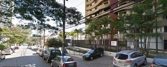Apartamento Para Venda Em São Paulo, Alto Da Boa Vista, 4 Dormitórios, 2 Suítes, 3 Banheiros, 2 Vagas - 2603_2-888189