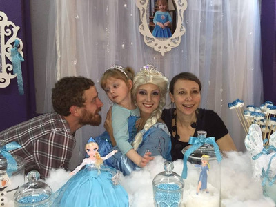 Animaciones Infantiles. Show Frozen, Moana, Coco, Princesas.