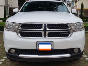 Dodge Durango 3.6 Crew Luxe V6 At 2013