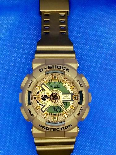 591e32410d4c Casio G Shock Ag 110 Fondo Dorado Relojes - Joyas y Relojes en ...