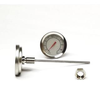 Termómetro Para Horno Vástago 5cm O 10 Cm De 0 A 500 °c