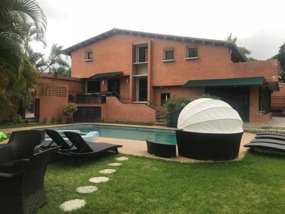 Espectacular Casa Alquiler-1157m²-piscina-prados Del Este/eg