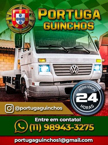 Imagem 1 de 5 de Portuga Guinchos