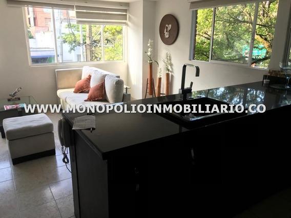 Apartamento Amoblado Renta Laureles Cod: 17525