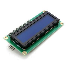 Arduino Display Lcd 16x02 Módulo I2c 16x2 1602 Arduino