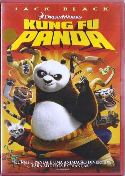 056 Fdv- 2008 Dvd Filme- Kung Fu Panda