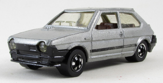 G9 Hot Wheels Fiat Ritmo 1983 França Raro